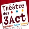 Spectacles Théâtre Les 3 Act Marseille