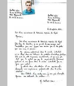 lettre de motivation lettres de motivation le parisien etudiant. Black Bedroom Furniture Sets. Home Design Ideas