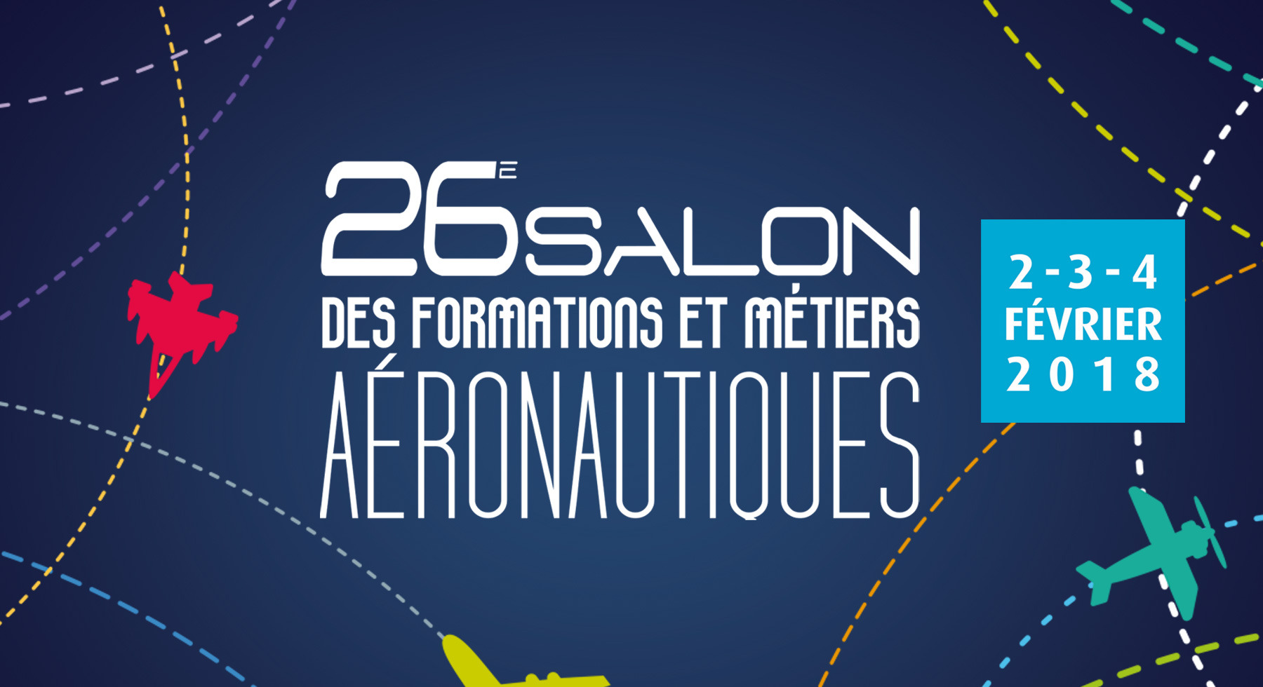 26e salon des formations et m tiers a ronautiques mus e for Salon du bourget 2018