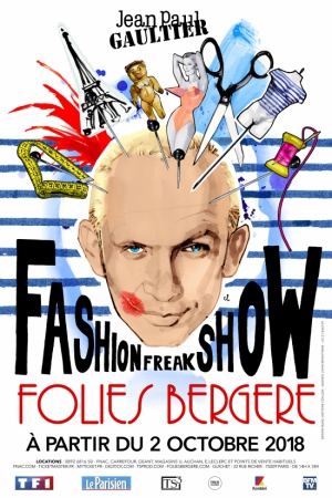 Jean Paul Gaultier - Fashion Freak Show - 31/12