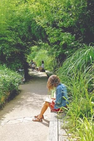 Jardin d\'été au musée du Quai Branly - Musée du quai Branly ...