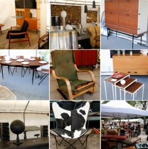les puces du design parc des expositions de la porte de versailles paris 75015 sortir. Black Bedroom Furniture Sets. Home Design Ideas