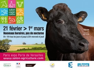 Salon international de l 39 agriculture 2015 parc des - Salon de l etudiant paris porte de versailles ...