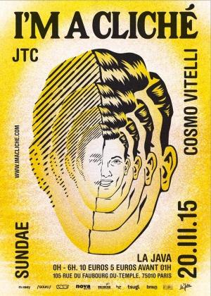 James T. Cotton* JTC - Psychedelic Mindtrip