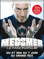 MESSMER - LE FASCINATEUR