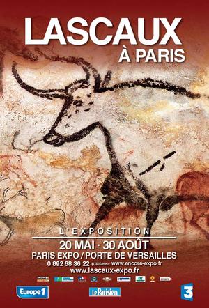 Expo lascaux paris parc des expositions de la porte de - Paris expo porte de versailles 75015 paris ...