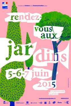 Jardin des 5 sens mus e d 39 art et d 39 histoire de saint for Rendez vous au jardin 2015 yonne