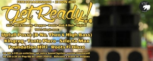 GET READY #4 - SPECIALE FETE DE LA MUSIQUE - UPFULL POSSE & FRIENDS
