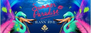 Palais Maillot presents SUMMER PARADISE hosted by ILANN FIVE