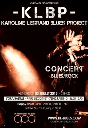 KL BLUES PROJECT
