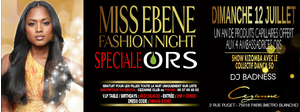 MISS EBENE FASHION NIGHT