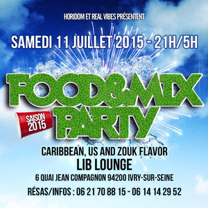FOOD AND MIX - SUMMER 2015