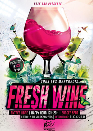 AFTERWORK FRESH WINE