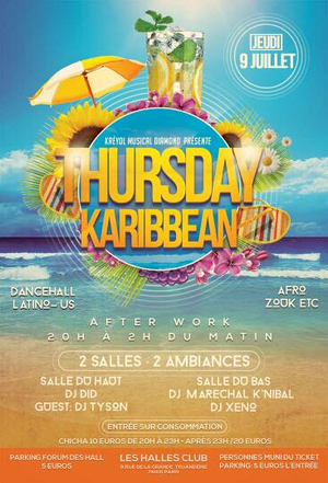 THURSDAY KARIBBEAN