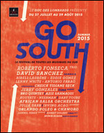 "AZIZ SAHMAOUI & UNIVERSITY OF GNAWA - FESTIVAL ""GO SOUTH"""
