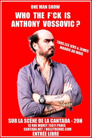Who The F**k Is Anthony Vossovic ?