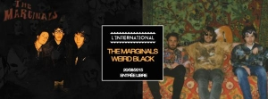 THE MARGINALS x WEIRD BLACK
