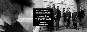 CHARLÈNE x THE ADELIANS x DJ SET BY Q SOUNDS