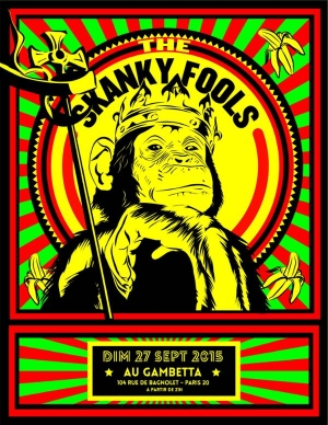 The Skanky Fools live au Gambetta Club
