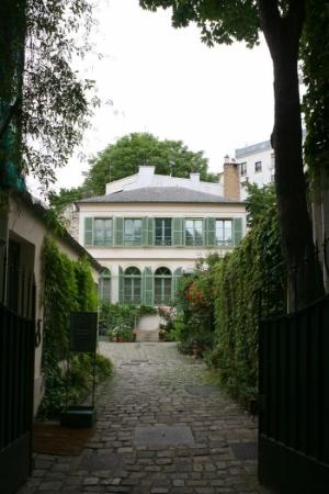 Mus e de la vie romantique journ es du patrimoine 2015 - Jardin du musee de la vie romantique ...