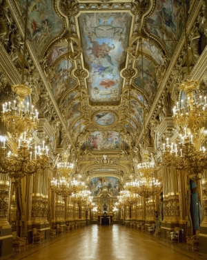 Palais Garnier Opera National De Paris Journees Du Patrimoine