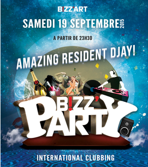BIZZZZZZ PARTY feat. Amazing Resident Djay