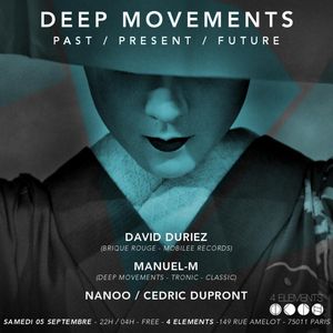 Deep Movements : Past, Present & Future