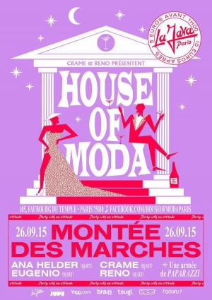 House Of Moda Java Paris 75010 Sortir Paris Le