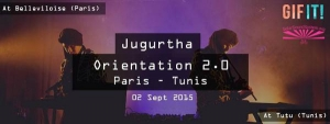 JUGURTHA x ORIENTATION LIVE 2.0 x GIF IT !