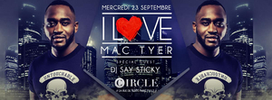 I LOVE MAC TYER