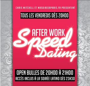 le bizen paris speed dating