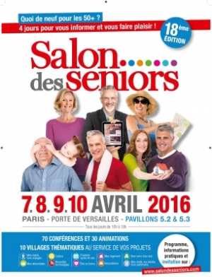 Salon des Séniors 2016