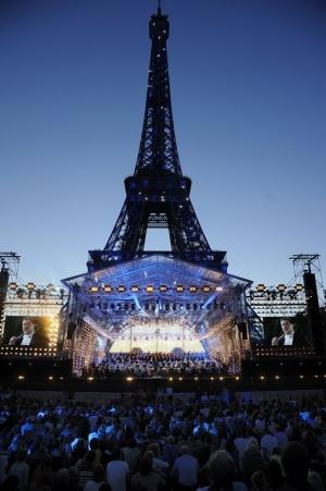 Genial Grand Concert De Musique Classique Du 14 Juillet Au Champs De Mars