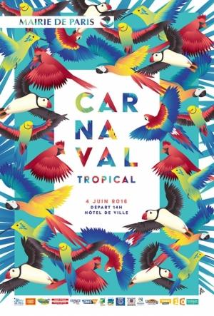 Carnaval tropical de paris place de la nation paris 75011 sortir paris le parisien - Carnaval tropical de paris 2017 ...