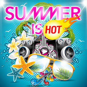 SUMMER IS HOT : Gratuit / Free