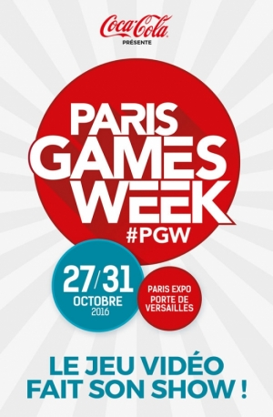 Paris games week by coca cola zero parc des expositions - Paris expo porte de versailles paris france ...