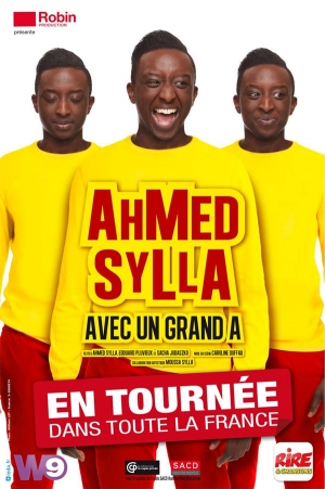AHMED SYLLA AVEC UN GRAND A