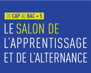 Salon de l 39 apprentissage et de l 39 alternance parc des for Salon de l apprentissage