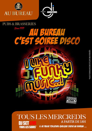 Happy Dj Hour Funk & Disco By Dj Paris Animations