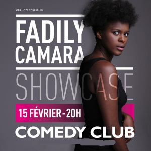 FADILY CAMARA - SHOWCASE