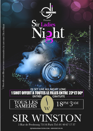 Sir Ladies Night
