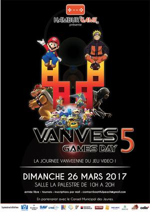 Salon du jeu vid o de vanves salle la palestre vanves - Salon du jeu video paris 2017 ...