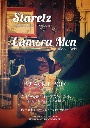 Camera Men à la Dame de Canton