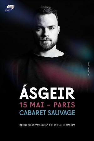 Asgeir cabaret sauvage paris 75019 sortir france for Cabaret onirique