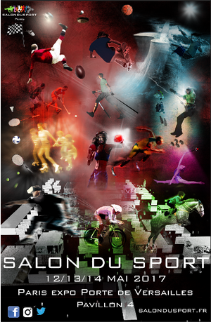 Salon du sport de paris parc des expositions de la porte for Salon airsoft 2017 paris