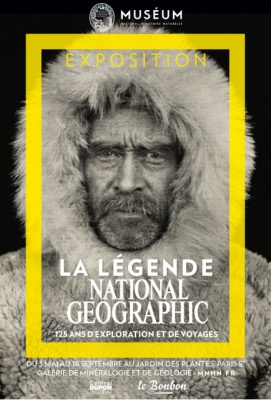 La légende National Geographic