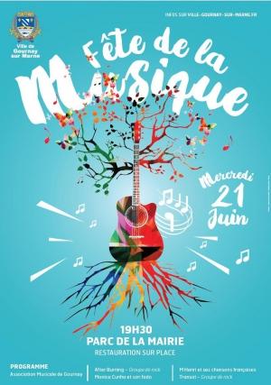 Sc ne amateurs gournay sur marne f te de la musique 2017 place de la mairie chelles - Fete de la musique 2017 date ...