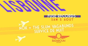 Badaboum Airlines/ Lisboa's Fuse Records