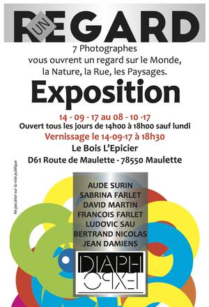 Exposition photo un regard le bois l 39 epicier maulette 78550 sortir paris le parisien - Expo paris octobre 2017 ...
