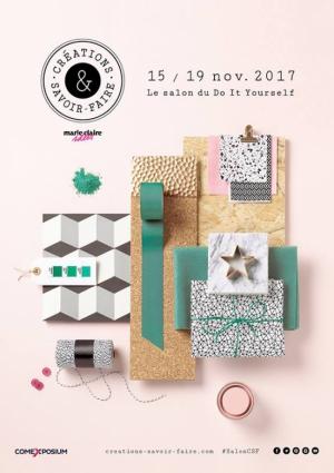 Salon cr ations savoir faire parc des expositions de la porte de versailles paris 75015 - Salon creations savoir faire 15 novembre ...